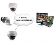 Монтаж и наладка видеонаблюдения